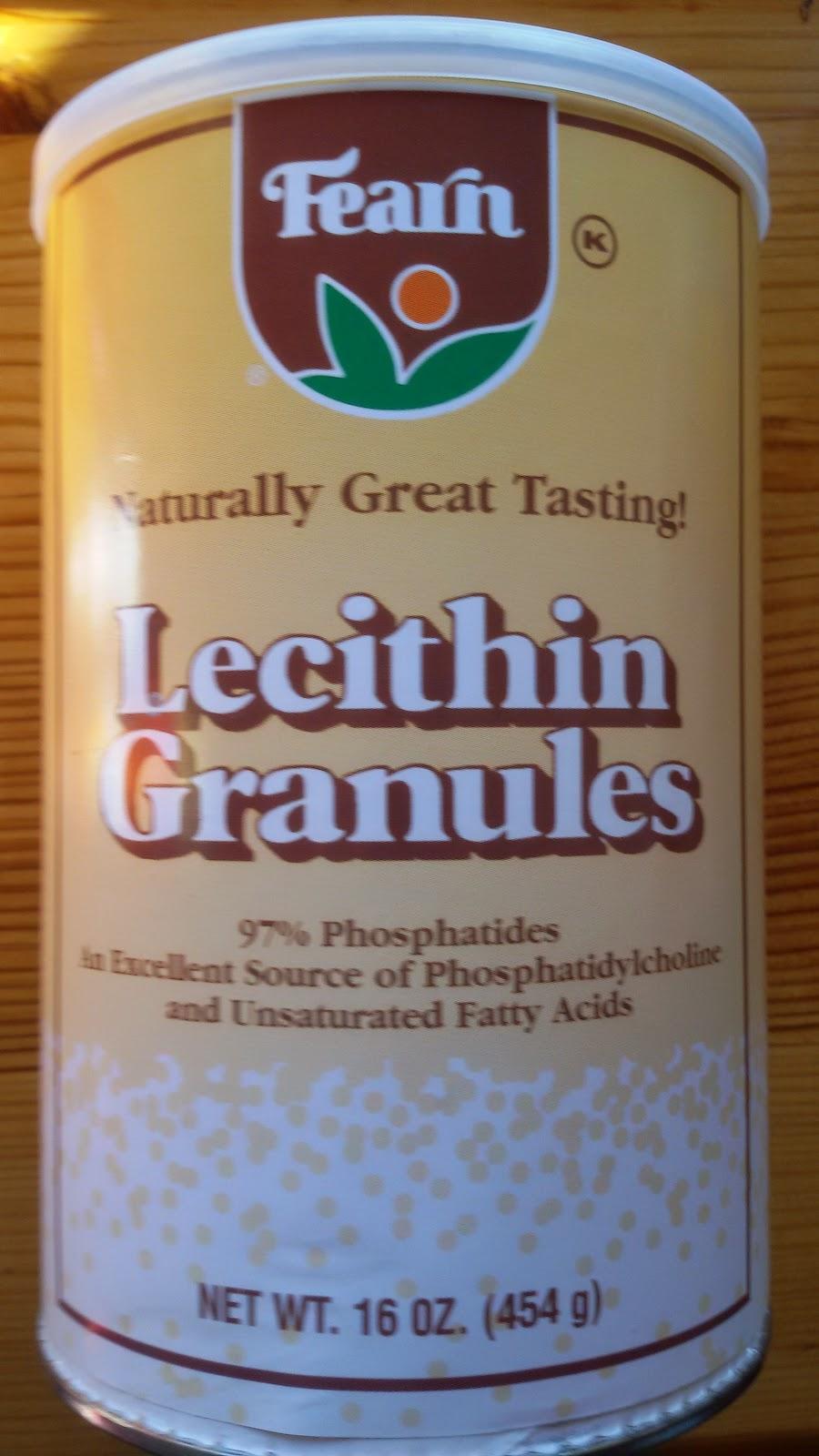 Fearn Lecithin Granules