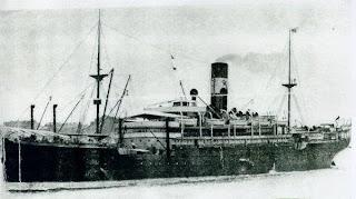 Kapal Pesiar Waratah