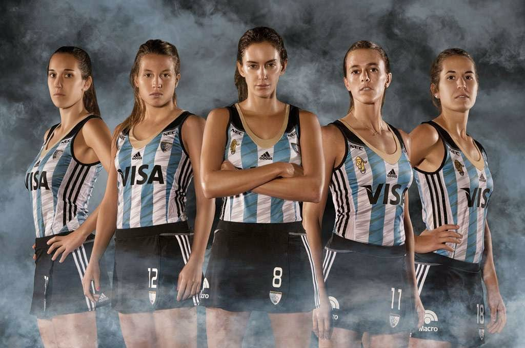 Las Leonas-China