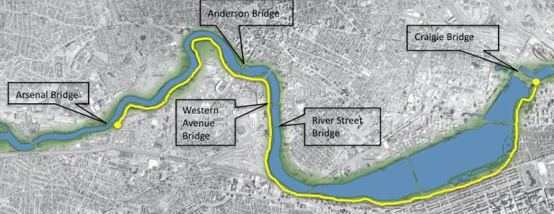 """Charles River White Geese Blog: Charles River """"Conservancy""""'s map on"""