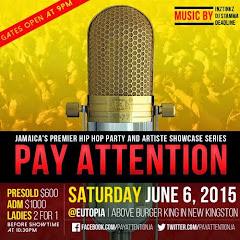 PayAttention | June 6 ,2015