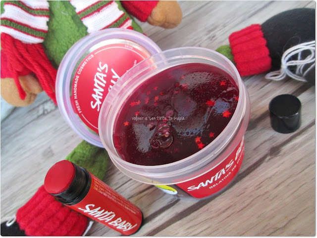 Lush Navidad - Santa Baby Tinte Labial