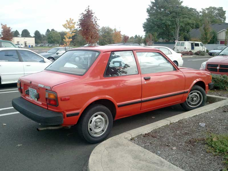 Spotted: Clean first-gen Tercel | Subcompact Culture - The small car ...
