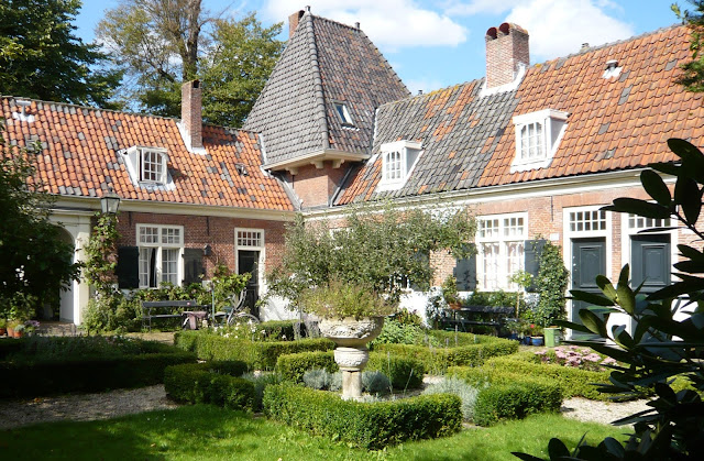 Gli hofjes i cortili di Haarlem
