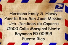 Write a Letter PR