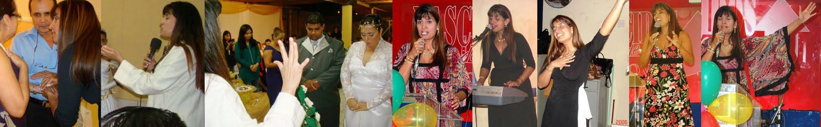 Pra. Mônica Débora Guedes- DEUS É FIEL