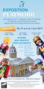 Mairie du 5ème, Paris, 31 mai - 7 juin 2017
