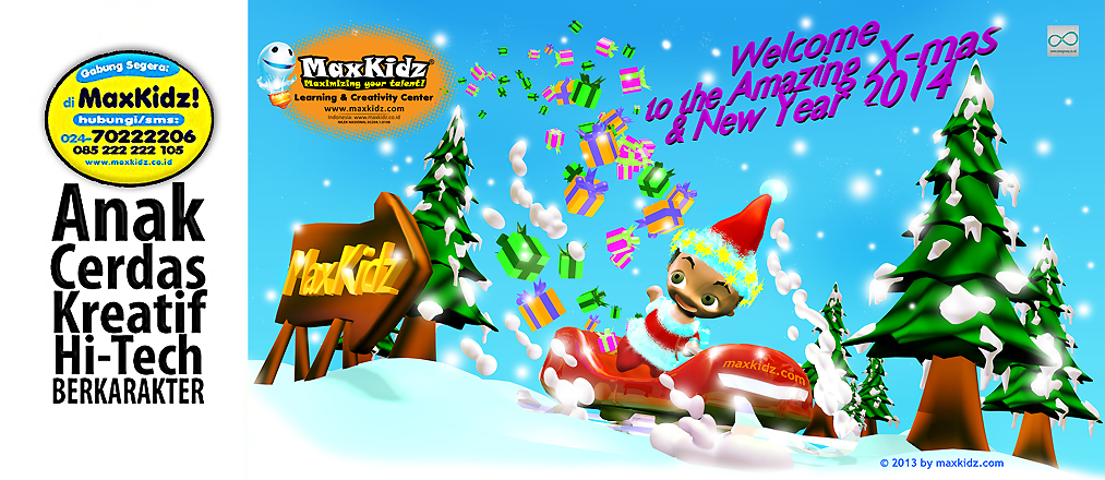 MaxKidz News & Event