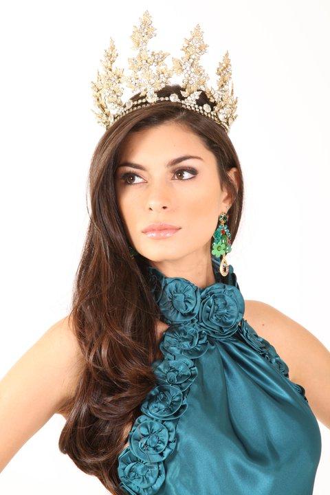 Priscila Machado, Miss Brazil Universe 2011
