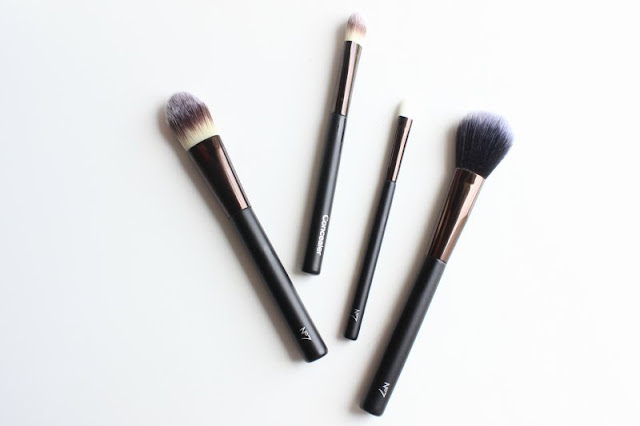 No7 Core Collection Brush Set Review