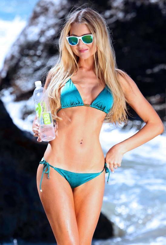 Kerrie Mcmahon 138 Water Bikini Photoshoot