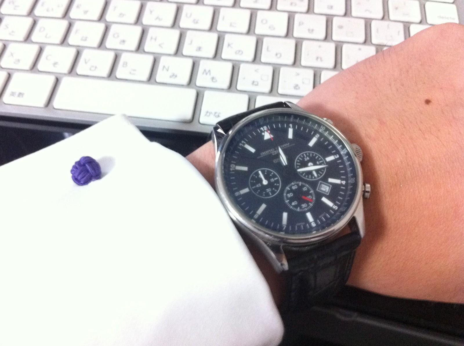 ドイツ生まれのイケてる腕時計「Sinn」 - ほどほどのばしょ。