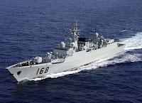 Type 052B Guangzhou Class Destroyer