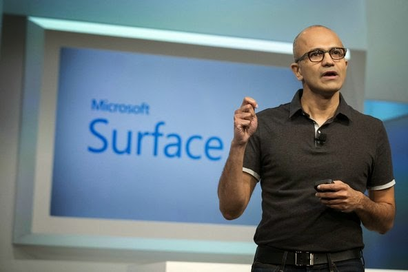Satya Nadella Says Changes Are Coming to Microsoft