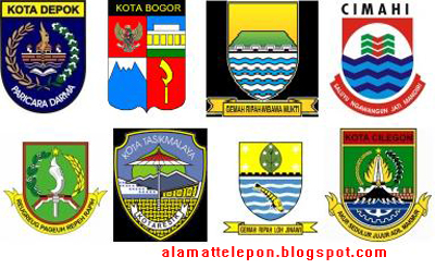 Alamat Kantor Walikota Di Jawa Barat Dan Banten