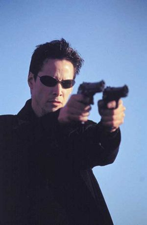 hollywood wallpedia: keanu reeves matrix neo