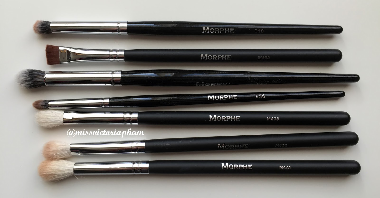 My favorite Morphe eye brushes and review   Hair and ...