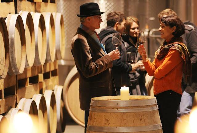 Austrian Wine drinkers