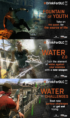 Dying Light - DrinkforDLC