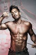 Latin Guy Aaron Diaz - Mexican Male Model