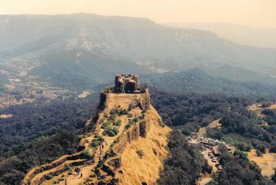 Pratapgarh (Pratapgad) A Hill Fort