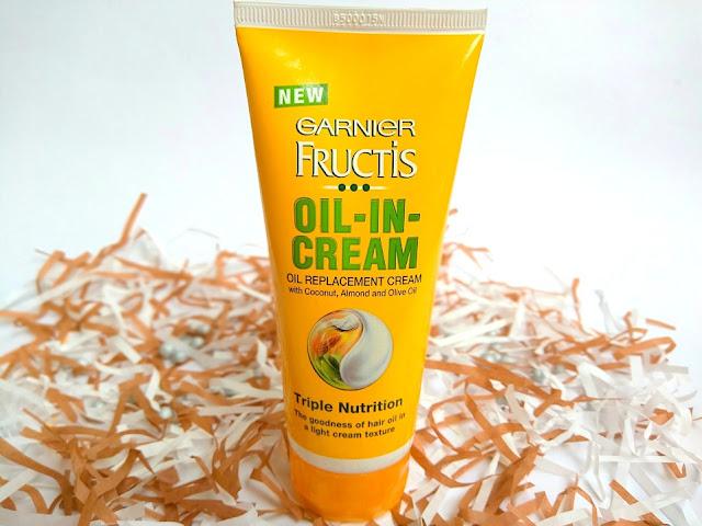 Garnier Fructis Oil In Cream