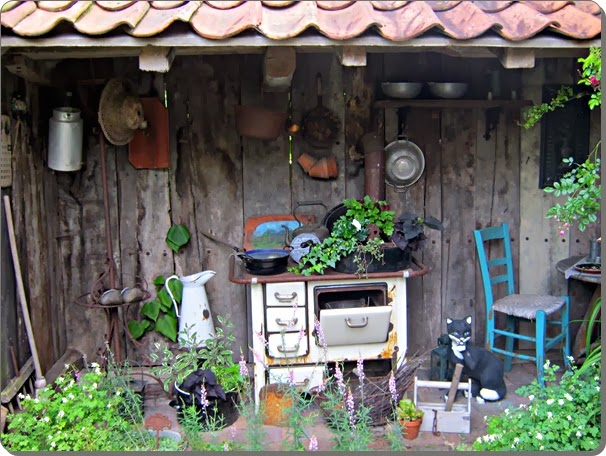 Emejing Cottage Garten Deko Gallery - House Design Ideas ...