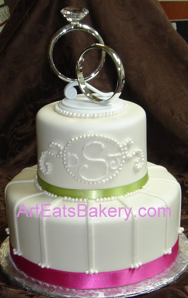 Fondant Wedding And Birthday Cake Designs Pictures And Recipes Two