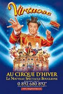 CIRQUE D&#39;HIVER BOUGLIONE DE PARIS
