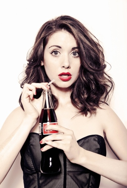 Alison Brie hair style