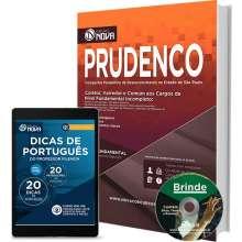Apostila Concurso PRUDENCO - COMPANHIA PRUDENTINA DE DESENVOLVIMENTO - CONCURSO PÚBLICO - 001/2016