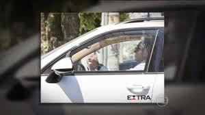 Juiz andando no carro do Eike Batista
