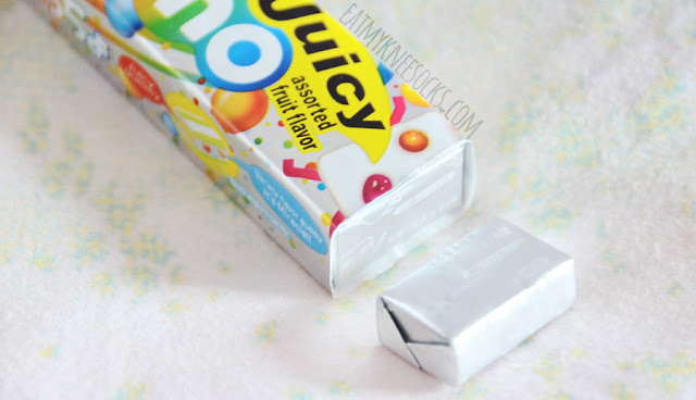 The Puccho mixed fruit candy was included in the June 2015 subscription of the Japan Candy Box, brought to you by the people behind Blippo.