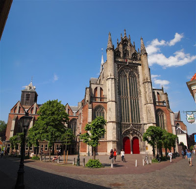 Hooglandse Kerk de Leiden