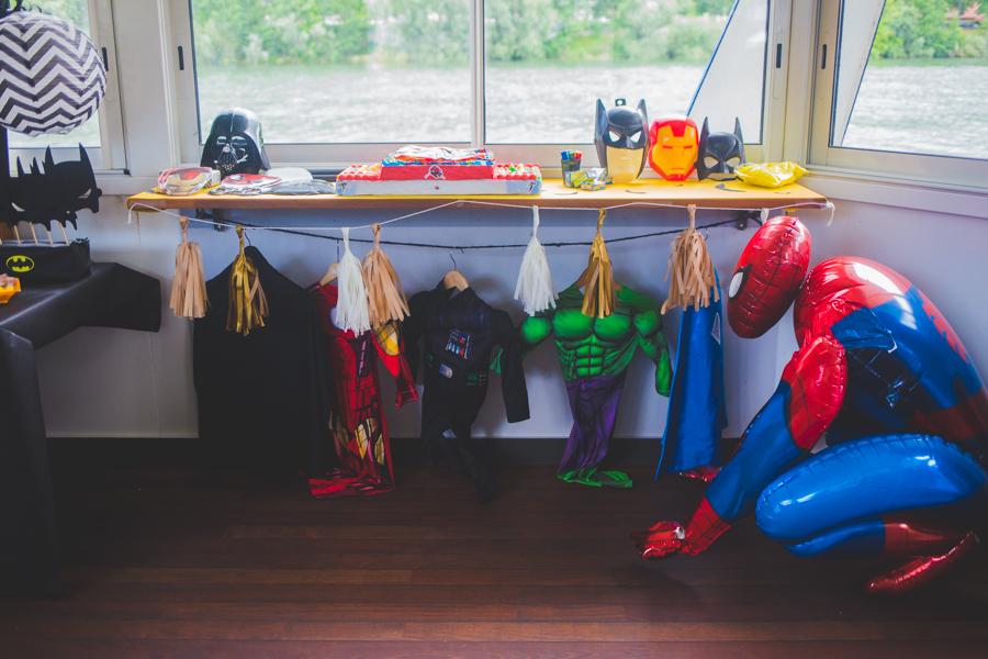 Costumes thème Batman