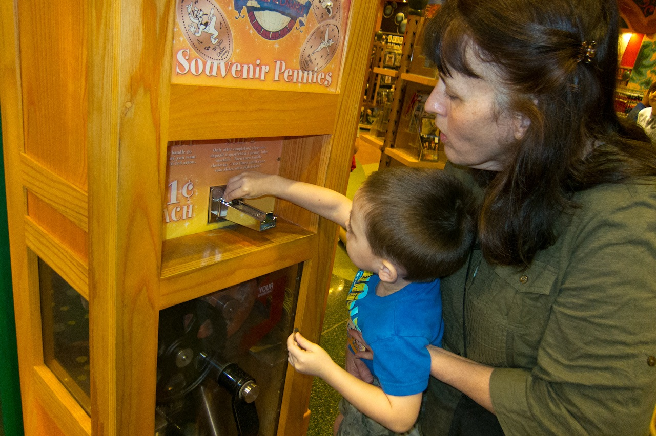 Penny Stamp Machine to Find Penny Machines at