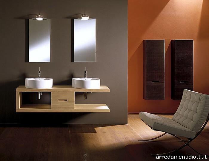 Arredamenti diotti a f il blog su mobili ed arredamento d 39 interni il bagno come un centro for Immagini arredamento