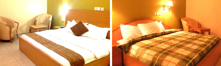 Gold Value Hotels room