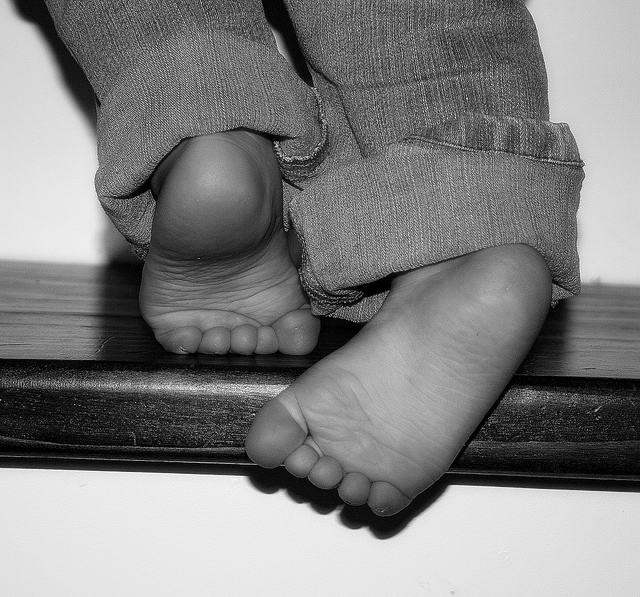 baby feet pictures