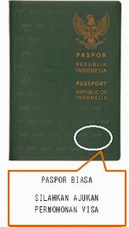 passport biasa