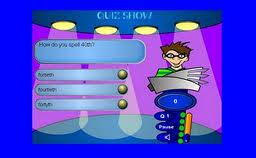Play the Quiz Show