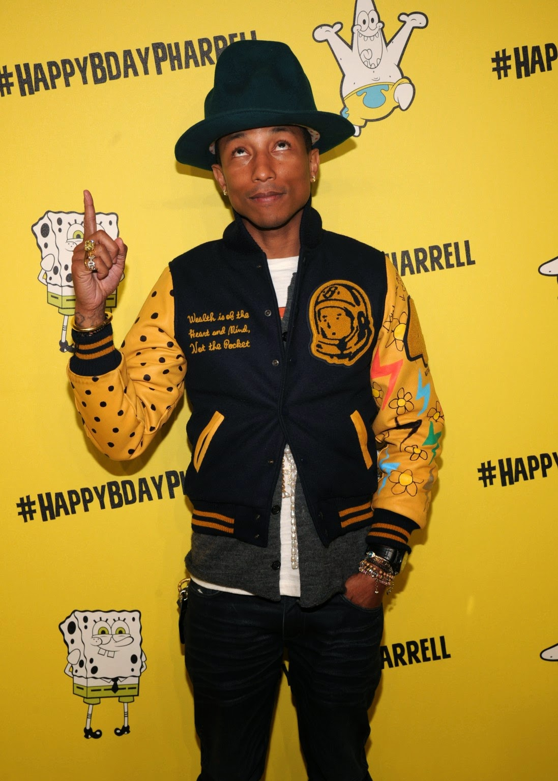 Pharrell Williams is the Newest Coach on TheVoice'