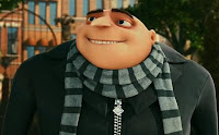 despicable me gru