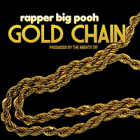 Big Pooh. Gold Chain