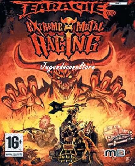 Extreme Metal Racing