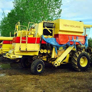 EQ-24242 New Holland TR85
