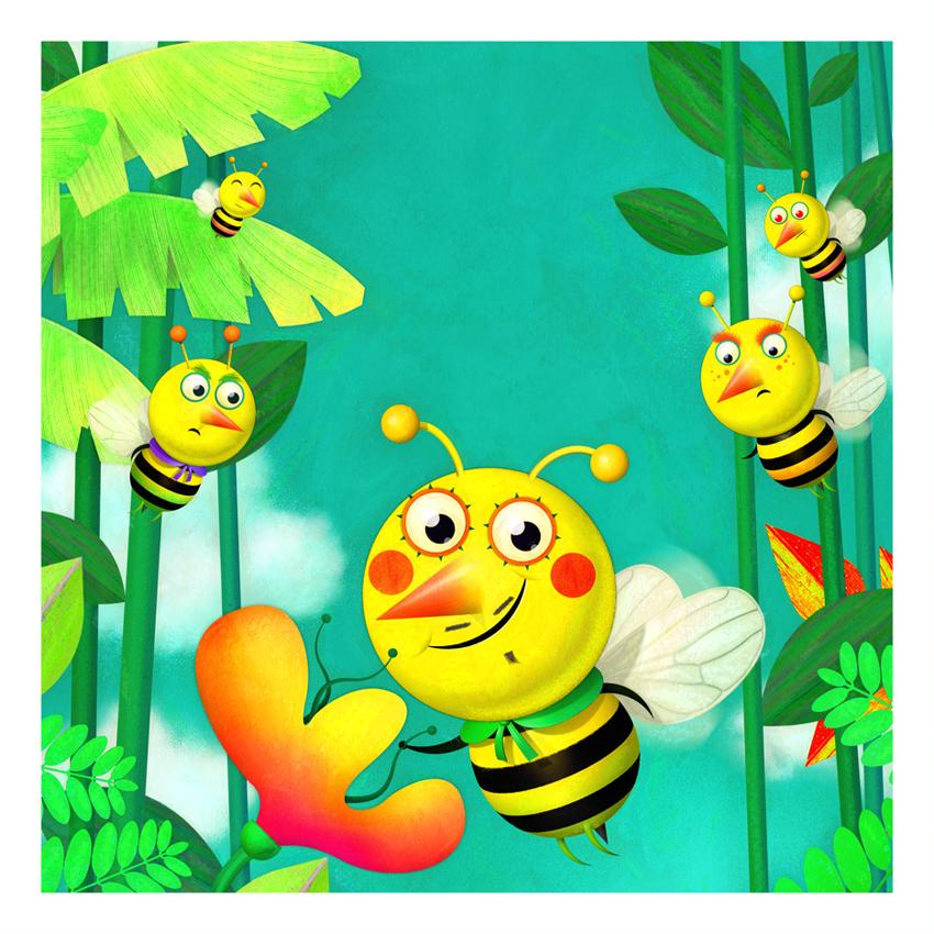 Matías Trillo: La abeja haragana