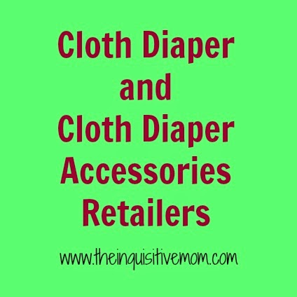 Cloth Diaper Retailers