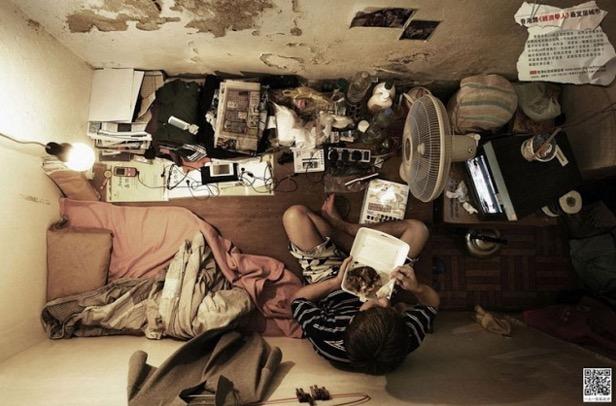 Beginilah Kehidupan Menyedihkan Rakyat Hong Kong