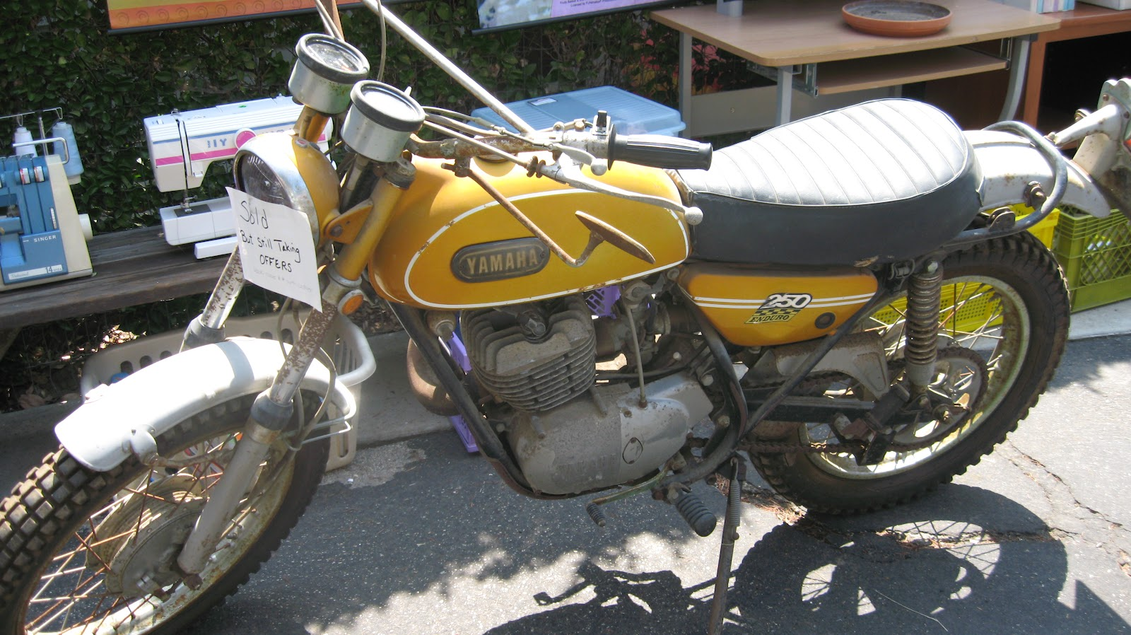 Vintage Yamaha For Sale 9